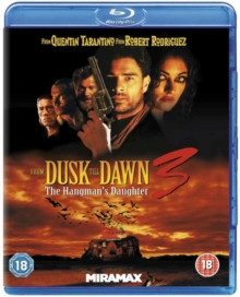 From Dusk Till Dawn 3 - The Hangman's Daughter, Blu-ray