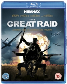 The Great Raid, Blu-ray