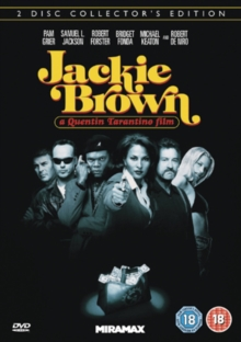 Jackie Brown, DVD  DVD