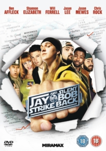 Jay and Silent Bob Strike Back, DVD
