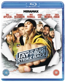 Jay and Silent Bob Strike Back, Blu-ray