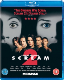 Scream 2, Blu-ray