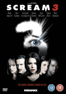 Scream 3, DVD