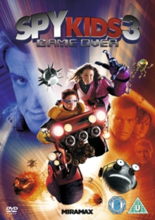 Spy Kids 3 - Game Over, DVD