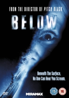 Below, DVD