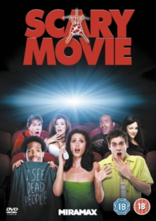 Scary Movie, DVD  DVD