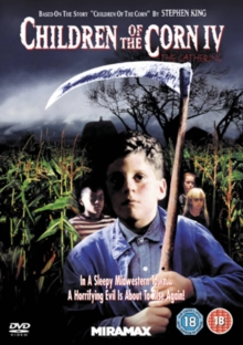Children of the Corn 4 - The Gathering, DVD