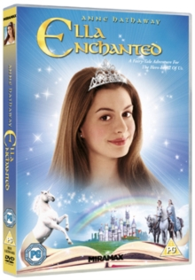 Ella Enchanted, DVD