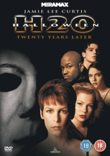 Halloween H20 - Twenty Years Later, DVD
