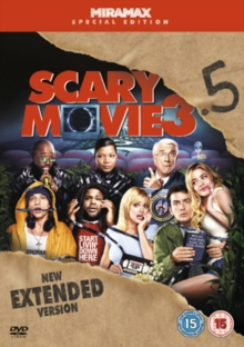 Scary Movie 3.5, DVD