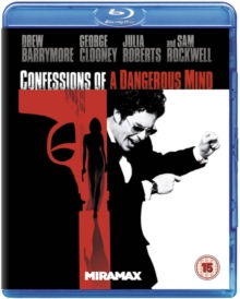 Confessions of a Dangerous Mind, Blu-ray  BluRay