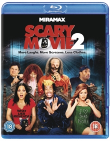 Scary Movie 2, Blu-ray  BluRay
