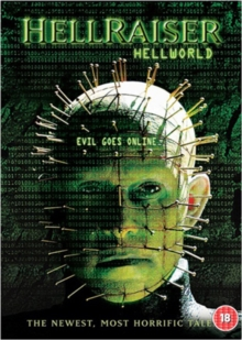 Hellraiser 8 - Hellworld, DVD