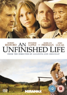 An  Unfinished Life, DVD