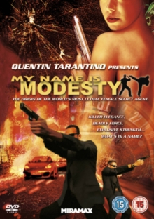 My Name Is Modesty, DVD