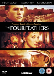 The Four Feathers, DVD