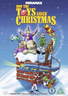 How the Toys Saved Christmas, DVD  DVD