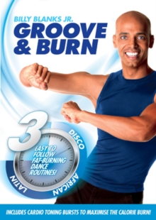 Billy Blanks Jr: Dance With Me - Groove and Burn, DVD