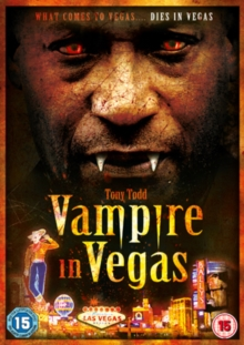Vampire in Vegas, DVD