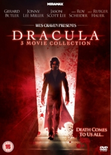 Dracula 2001/Dracula 2 - Ascension/Dracula 3 - Legacy, DVD  DVD