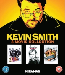 Kevin Smith Collection, DVD