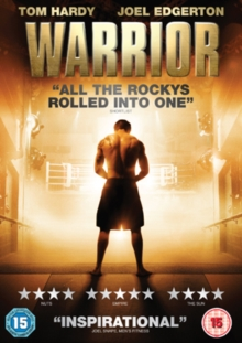 Warrior: 15 Certificate, DVD