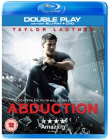 Abduction, Blu-ray