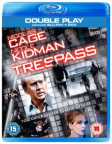 Trespass, Blu-ray