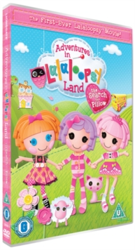 Adventures in LalaLoopsy Land - The Search for Pillow, DVD  DVD