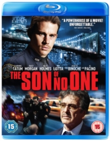 The Son of No One, Blu-ray