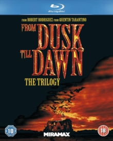 From Dusk Till Dawn Trilogy, Blu-ray