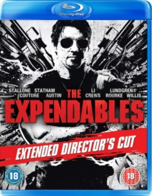 The Expendables: Extended Director's Cut, Blu-ray