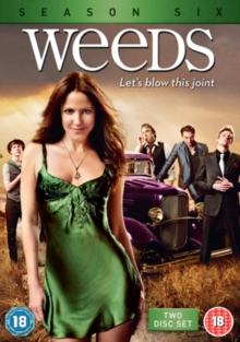 Weeds: Season 6, DVD