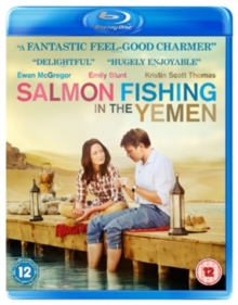 Salmon Fishing in the Yemen, Blu-ray