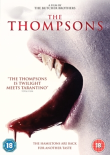 The Thompsons, DVD DVD