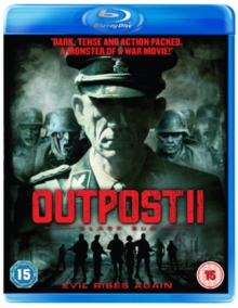 Outpost II, Blu-ray