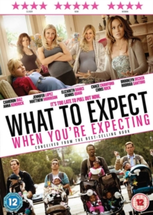 What to Expect When You're Expecting, DVD