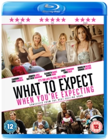 What to Expect When You're Expecting, Blu-ray