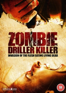 Zombie Driller Killer, DVD  DVD