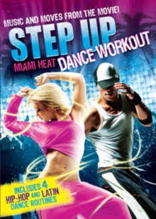 Step Up: The Workout, DVD