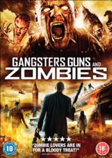 Gangsters, Guns and Zombies, DVD