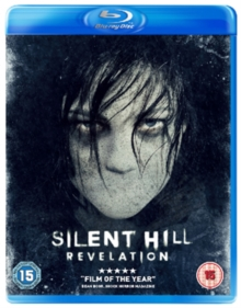 Silent Hill: Revelation, Blu-ray  BluRay