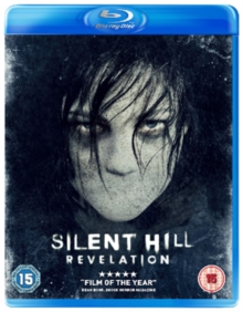 Silent Hill: Revelation, Blu-ray
