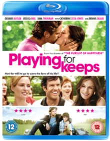 Playing for Keeps, Blu-ray