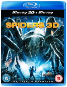 Spiders, Blu-ray