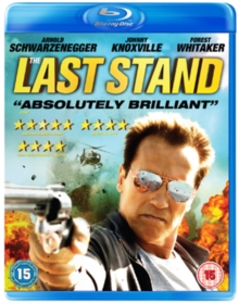 The Last Stand, Blu-ray