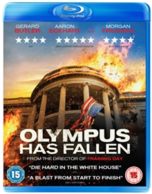 Olympus Has Fallen, Blu-ray  BluRay
