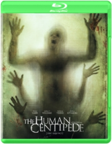 The Human Centipede - First Sequence, Blu-ray BluRay