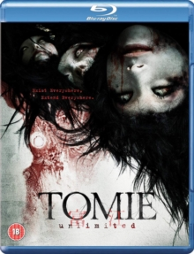 Tomie - Unlimited, Blu-ray  BluRay