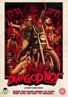Dear God No!, DVD  DVD